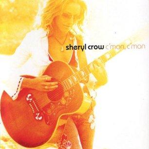 Paroles de chansons et pochette de l'album C'mon, c'mon de Sheryl Crow