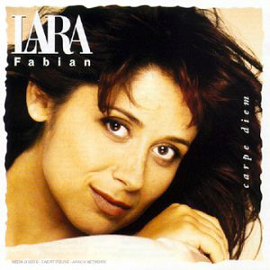Paroles de chansons et pochette de l'album Carpe diem de Lara Fabian