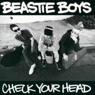 Paroles de chansons et pochette de l'album Check your head de Beastie Boys