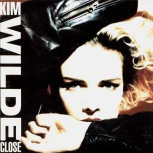 Paroles de chansons et pochette de l'album Close de Kim Wilde