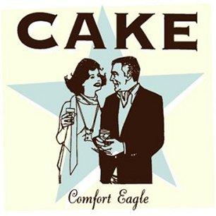 Paroles de chansons et pochette de l'album Comfort eagle de Cake