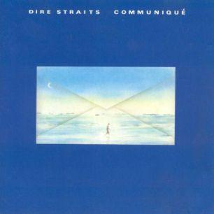 Paroles de chansons et pochette de l'album Communiqué de Dire Straits