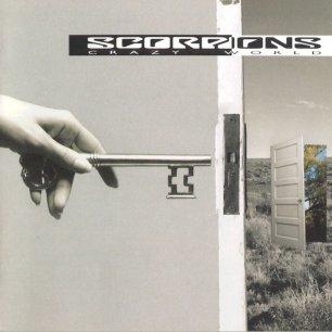 Paroles de chansons et pochette de l'album Crazy world de Scorpions
