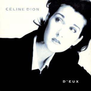 Paroles de chansons et pochette de l'album D'eux de Céline Dion