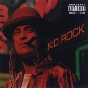 Paroles de chansons et pochette de l'album Devil without a cause de Kid Rock