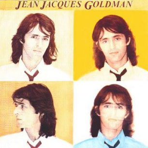 Paroles de chansons et pochette de l'album Démodé de Jean-Jacques Goldman