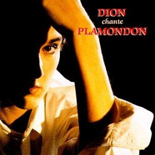Paroles de chansons et pochette de l'album Dion chante plamandon de Céline Dion
