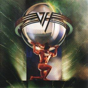 Paroles de chansons et pochette de l'album 5150 de Van Halen