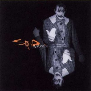 Paroles de chansons et pochette de l'album Dysfunction de Staind