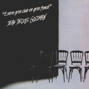 Paroles de chansons et pochette de l'album Entre gris clair et gris foncé (CD 1) de Jean-Jacques Goldman