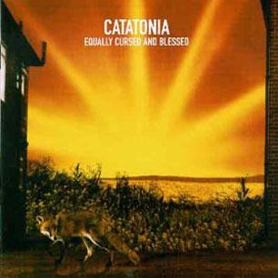 Paroles de chansons et pochette de l'album Equally cursed and blessed de Catatonia