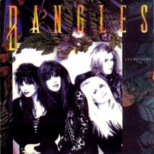 Paroles de chansons et pochette de l'album Everything de Bangles