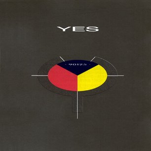 Paroles de chansons et pochette de l'album 90125 de Yes