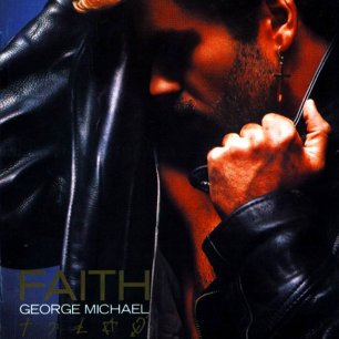 Paroles de chansons et pochette de l'album Faith de George Michael