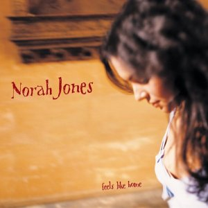 Paroles de chansons et pochette de l'album Feels like home de Norah Jones