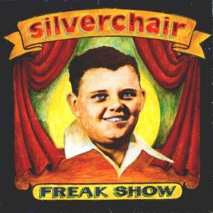 Paroles de chansons et pochette de l'album Freak show de Silverchair