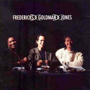 Paroles de chansons et pochette de l'album Fredericks goldman jones de Jean-Jacques Goldman