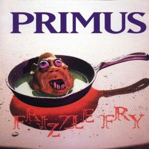 Paroles de chansons et pochette de l'album Frizzle fry de Primus