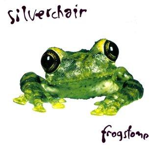 Paroles de chansons et pochette de l'album Frogstomp de Silverchair