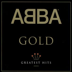 Paroles de chansons et pochette de l'album Gold : greatest hits de Abba
