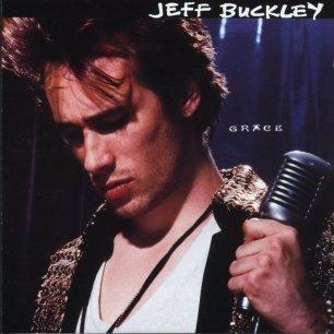Paroles de chansons et pochette de l'album Grace de Jeff Buckley