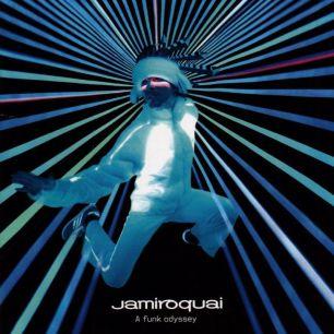 Paroles de chansons et pochette de l'album A funk odyssey de Jamiroquai