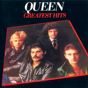 Paroles de chansons et pochette de l'album Greatest hits de Queen