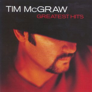 Paroles de chansons et pochette de l'album Greatest hits de Tim McGraw