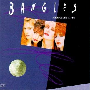 Paroles de chansons et pochette de l'album Greatest hits de Bangles