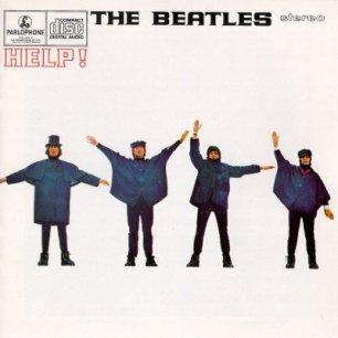 Paroles de chansons et pochette de l'album Help! de Beatles