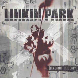 Paroles de chansons et pochette de l'album Hybrid theory de Linkin Park