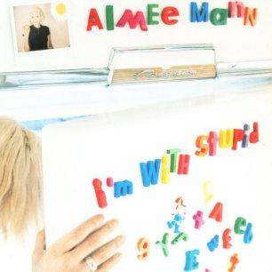 Paroles de chansons et pochette de l'album I'm with stupid de Aimee Mann