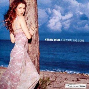 Paroles de chansons et pochette de l'album A new day has come de Céline Dion