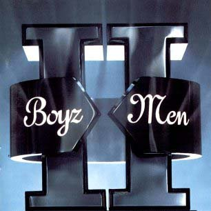Paroles de chansons et pochette de l'album II de Boyz II Men
