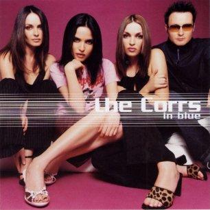 Paroles de chansons et pochette de l'album In blue de Corrs