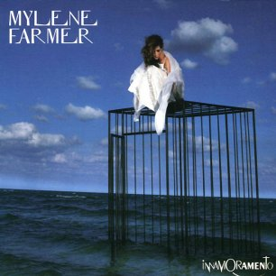 Paroles de chansons et pochette de l'album Innamoramento de Mylène Farmer