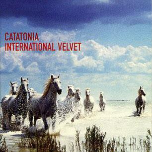 Paroles de chansons et pochette de l'album International velvet de Catatonia