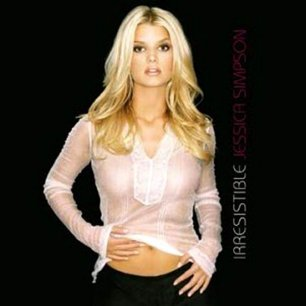 Paroles de chansons et pochette de l'album Irresistible de Jessica Simpson