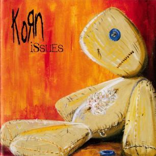 Paroles de chansons et pochette de l'album Issues de Korn