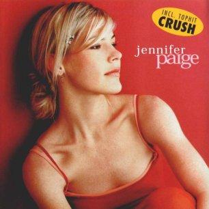 Paroles de chansons et pochette de l'album Jennifer paige de Jennifer Paige