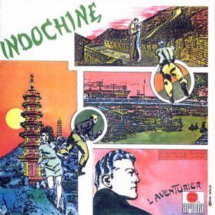 Paroles de chansons et pochette de l'album L'aventurier de Indochine