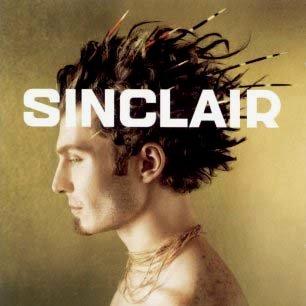 Paroles de chansons et pochette de l'album La bonne attitude de Sinclair