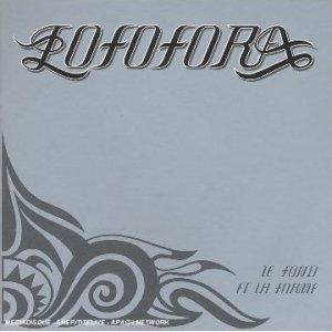 Paroles de chansons et pochette de l'album Le fond et la forme de Lofofora