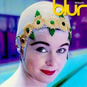 Paroles de chansons et pochette de l'album Leisure de Blur