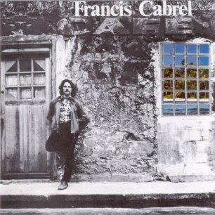 Paroles de chansons et pochette de l'album Les murs de poussière de Francis Cabrel