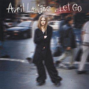Paroles de chansons et pochette de l'album Let go de Avril Lavigne