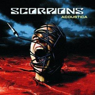 Paroles de chansons et pochette de l'album Acoustica de Scorpions