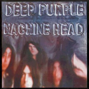 Paroles de chansons et pochette de l'album Machine head de Deep Purple