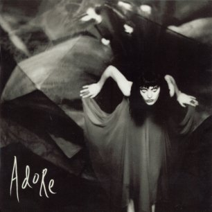Paroles de chansons et pochette de l'album Adore de Smashing Pumpkins
