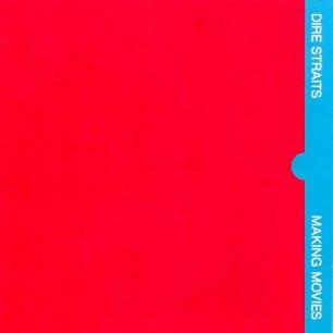 Paroles de chansons et pochette de l'album Making movies de Dire Straits